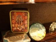 cajas de hojalata pintadas