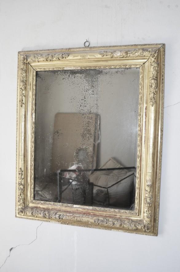 restos de un lujo pasado que refleja el actual abandono
