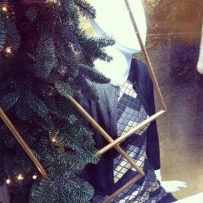 escaparate de navidad Caprichos