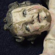 restauración de escultura