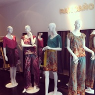 restyling de la boutique Ana Rancaño
