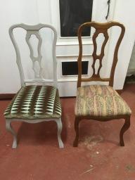 restyling de sillas