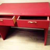 escritorio pintado