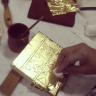 taller de dorado