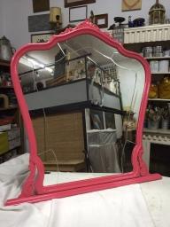 pintado de espejo